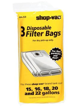 16,20,25 GAL DISPOSABLE CATCH BAG 3/PK