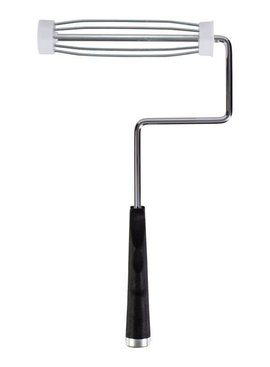 """WOOSTER BRUSH COMPANY 7"""" ACME HEAVY-DUTY ROLLER FRAME - SILVER"""