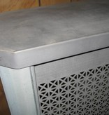 Kustom Galvanized Metal Radiator Cover