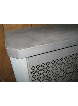Galvanized Metal Radiator Covers - Cappys Paint and Wallpaper