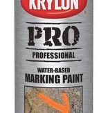 KRYLON PAINTS KRYLON CONTRACTOR MARKING PAINT ORORANGE 12OZ