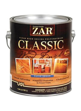 UGL LABS INC Zar Classic Wood Finish: Quart/Gallon, Multiple Finishes