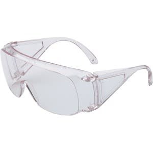 HONEYWELL CLEAR LENS ECONOMY SAFETY GLASSES