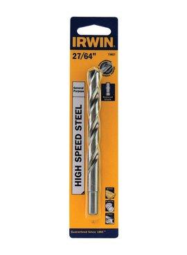 IRWIN HSS Jobber Drill Bit