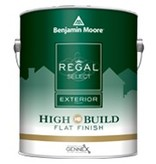BENJAMIN MOORE N400 REGAL SELECT EXTERIOR FLAT QUART