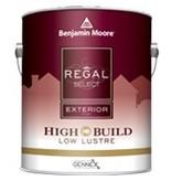 BENJAMIN MOORE N401 REGAL SELECT EXTERIOR LOW LUSTER GALLON