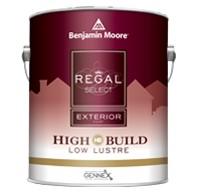 BENJAMIN MOORE N401 REGAL SELECT EXTERIOR LOW LUSTER QUART