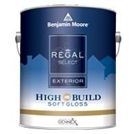 BENJAMIN MOORE N403 REGAL SELECT EXTERIOR SOFT GLOSS GALLON