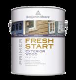 BENJAMIN MOORE Fresh Start Exterior Wood Primer Gallon