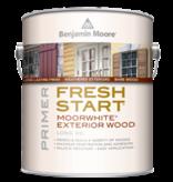 BENJAMIN MOORE FRESH START MOORWHITE PRIMER WHITE GALLON