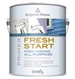 BENJAMIN MOORE 4600  FRESH START HIGH-HIDE PRIMER QUART