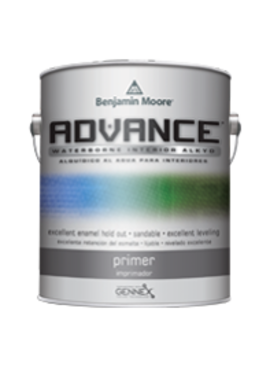 BENJAMIN MOORE ADVANCE WATERBORNE PRIMER GALLON