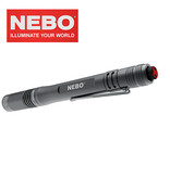 Nebo Inspector 180 lumens Black LED Pen Light
