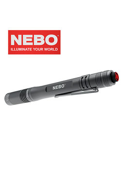 Nebo Inspector 180 lumens Black LED Pen Light