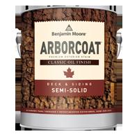 BENJAMIN MOORE 0329 ARBORCOAT Alkyd Semi Solid Deck & Siding Stain Gallon