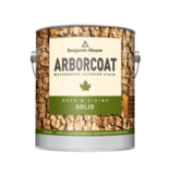 BENJAMIN MOORE 0640 ARBORCOAT Solid Deck and Siding Stain Gallon