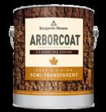 BENJAMIN MOORE 0328 ARBORCOAT Semi Transparent Classic Oil Finish Gallon