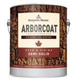 BENJAMIN MOORE 0329 ARBORCOAT Semi Solid Classic Oil Finish Quart