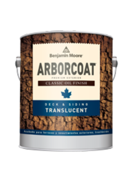 BENJAMIN MOORE Arborcoat Alkyd Translucent Gallon