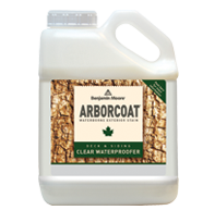 BENJAMIN MOORE ARBORCOAT Exterior Waterproofer 0320