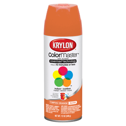 KRYLON PAINTS Krylon ColorMaster 12oz Spray Paint
