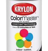 KRYLON PAINTS krylon Black 12oz Spray Paint