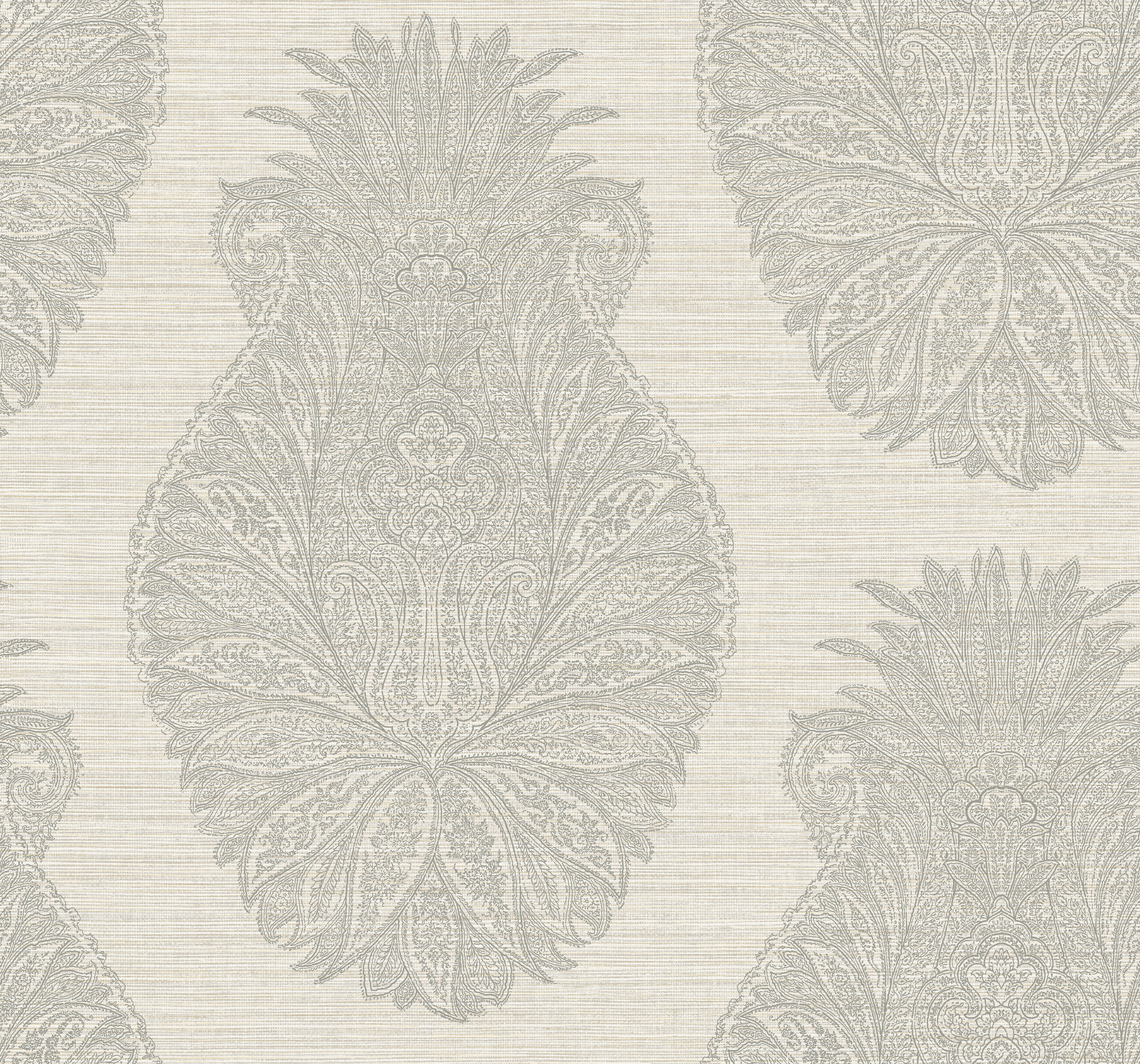 Wallquest Peachtree Damask