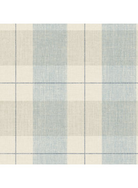 Wallquest Newcastle Plaid