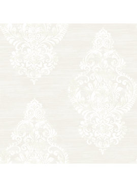 Wallquest Damask Pattern