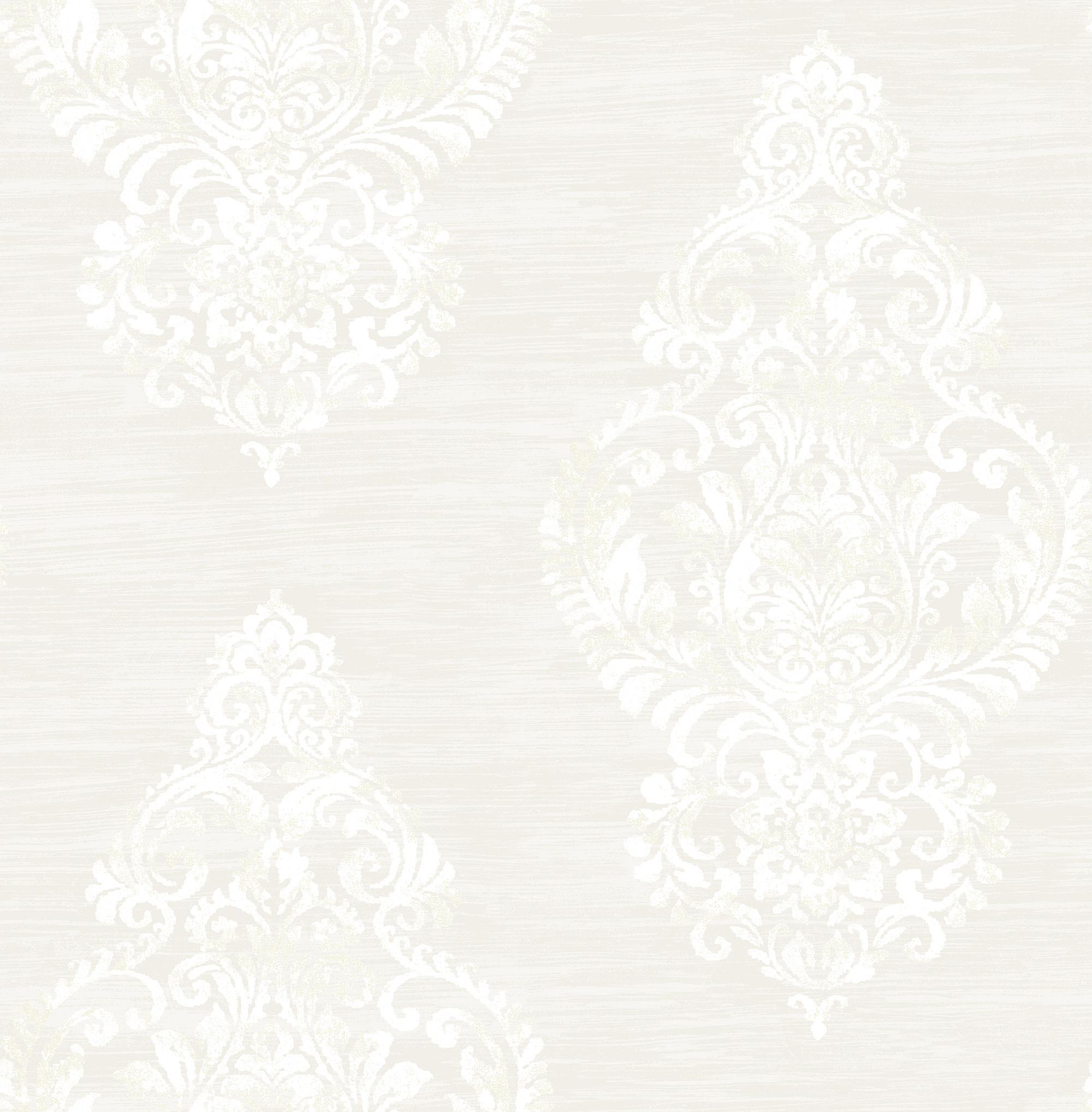 Wallquest Damask Pattern