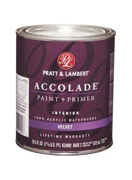 PRATT&LAMBERT Accolade VELVET Gallon
