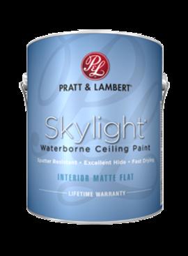 PRATT&LAMBERT Skylight Ceiling Paint Soft White 1 Gallon