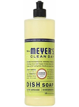 Mrs. Meyers Clean Day Liquide Dish Soap