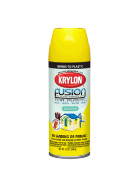 KRYLON PAINTS Krylon Fusion for Plastic