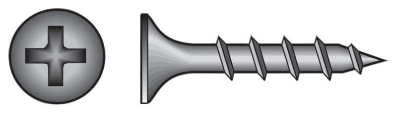 Stallion Coarse Drywall Screw