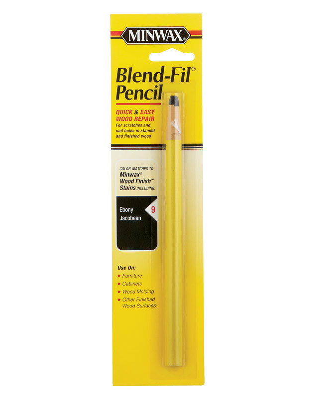 MINWAX #9 BLEND-FIL PENCIL EBONY