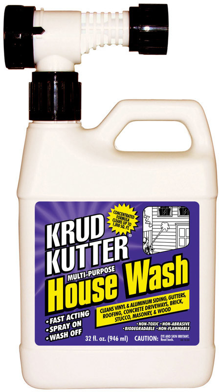 32OZ KRUD KUTTER HOUSE WASH / HOSE END CONTAINER