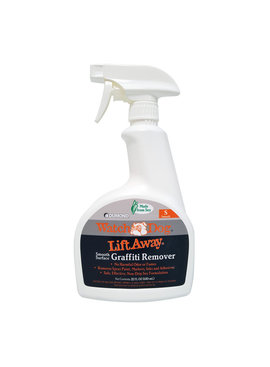 LIFT AWAY GRAFFITI REMOVER - 22 OZ. TRIGGER SPRAY - SMOOTH SURFACES
