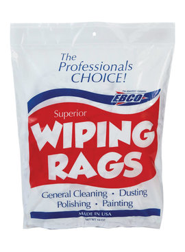 COTTON RAGS WHT 1#