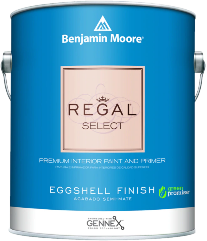 BENJAMIN MOORE 0549 004 REGAL SELECT EGGSHELL- QUART