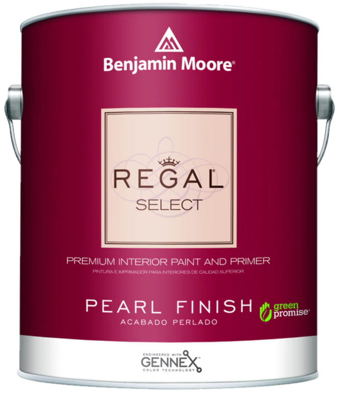 BENJAMIN MOORE 0550 001 REGAL SELECT PEARL- GALLON