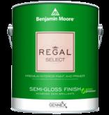BENJAMIN MOORE 0551 004 REGAL SELECT SEMI GLOSS- QUART