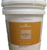 BENJAMIN MOORE REGAL SELECT FLAT  -BASE 1 - 5 GAL