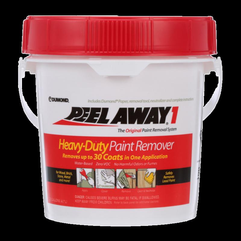 DUMOND 01160 PEEL-AWAY 1 PAINT REMOVER