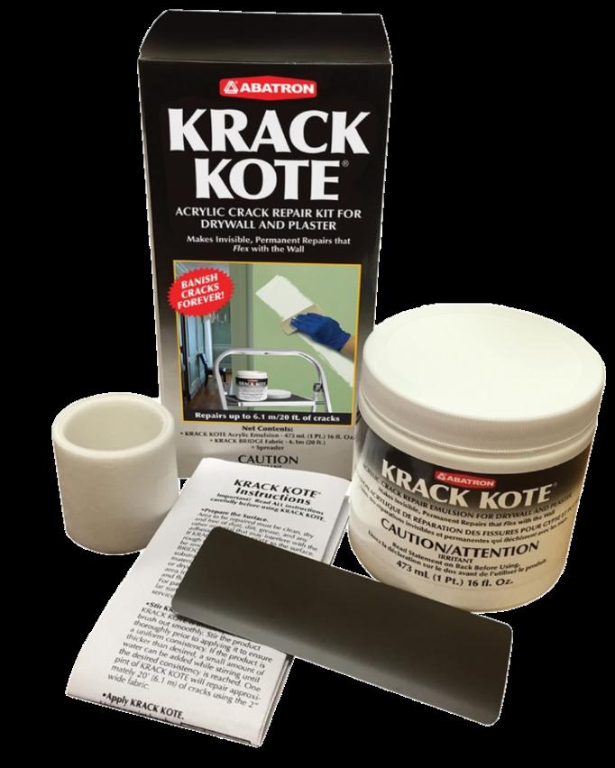 KOTE CRACK REPAIR KIT FOR DRYWALL & PLASTER