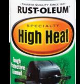 Rust-Oleum 12 OZ HIGH HEAT BAR-B-Q BLACK