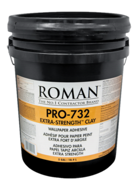 5GAL PRO 732 EXTRA STRENGTH WALLCOVERING ADHESIVE
