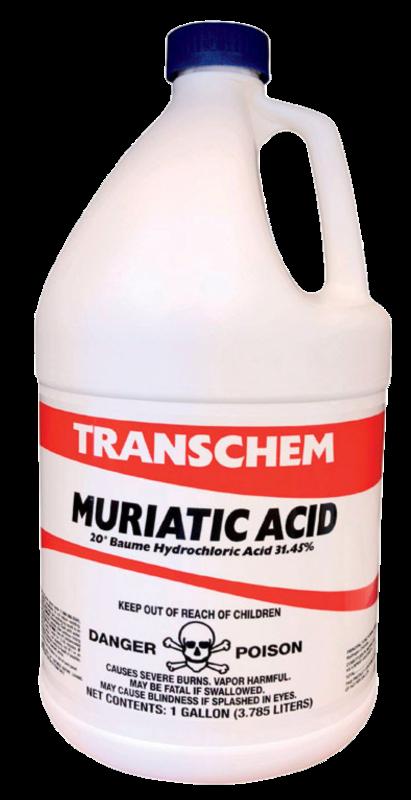 ACID MURIATIC GAL