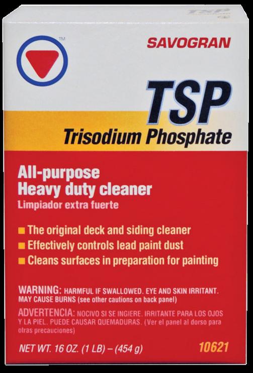 1LB TSP HEAVY DUTY CLEANER