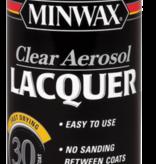 MINWAX MINWAX LACQUER STN11.5OZ